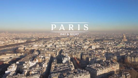 Viajar a Paris en un video magico