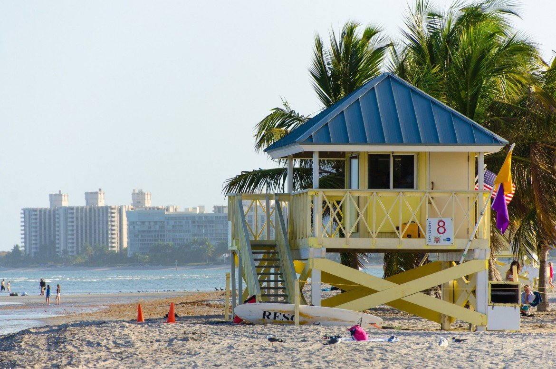 Viajar a Miami desde Uruguay por 588 dolares con LATAM