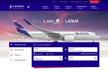 LATAM Airlines comenzó a actuar como aerolínea