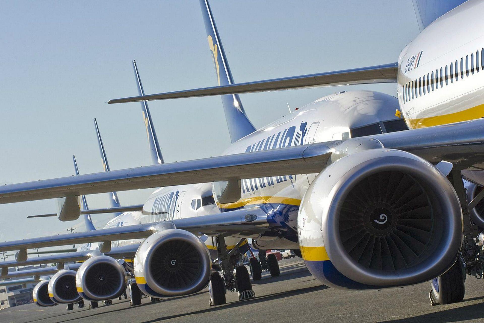 Ryanair 18.000 vuelos cancelados