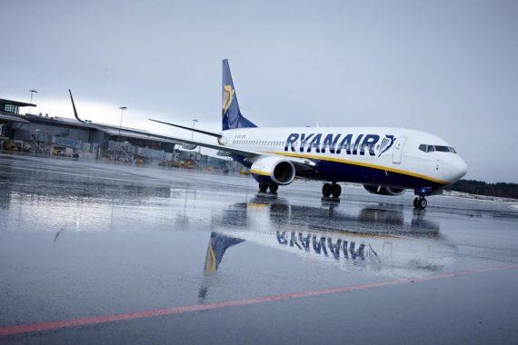 Turbulencia Ryanair cancela mas de 40 vuelos diarios