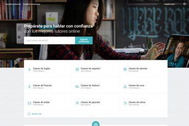 Estudiar idiomas en internet con Preply